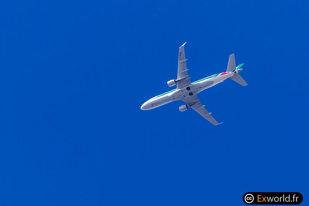 ERJ-175STD EI-RDB Alitalia