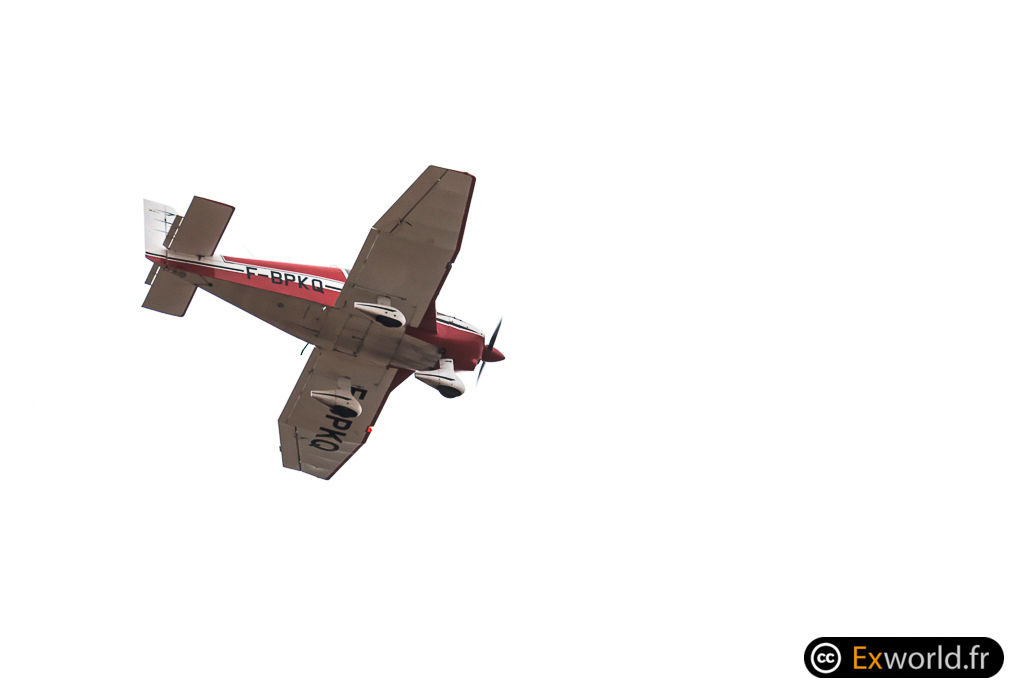F-BPKQ Jodel DR253