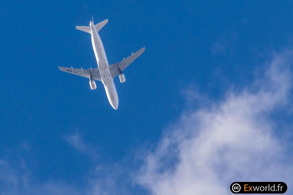 F-GKXE A320-214 Air France
