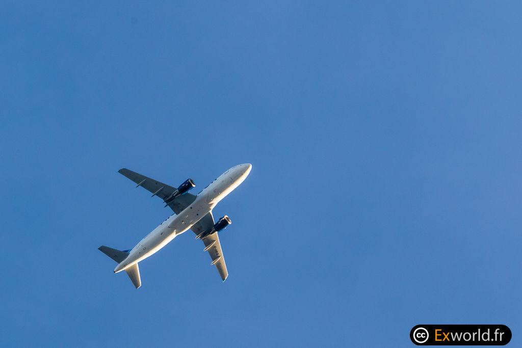 F-HBIB A320-214 Aigle Azur