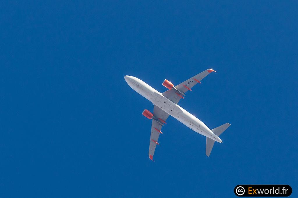 G-EZWJ A320-214 EasyJet