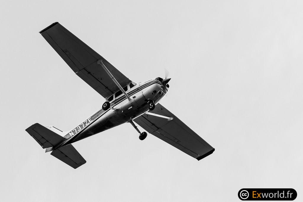 N737ZE Cessna 172N