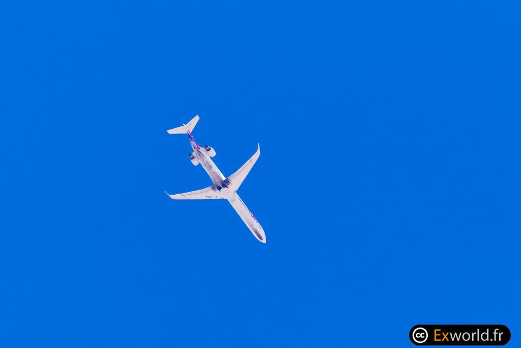 CRJ-1000 F-HMLL Hop