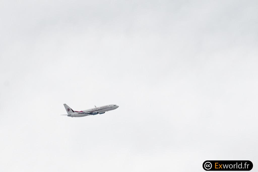 7T-VKO Boeing 737-8D6 Air Algérie