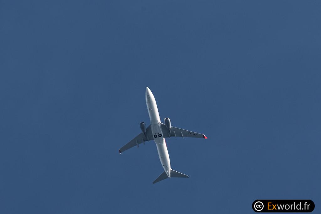 7T-VKP Boeing 737-8D6 Tunisair