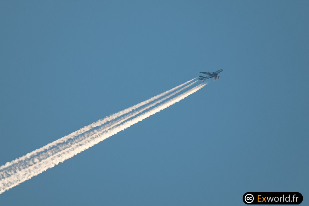 A6-EOV A380-861 Emirates