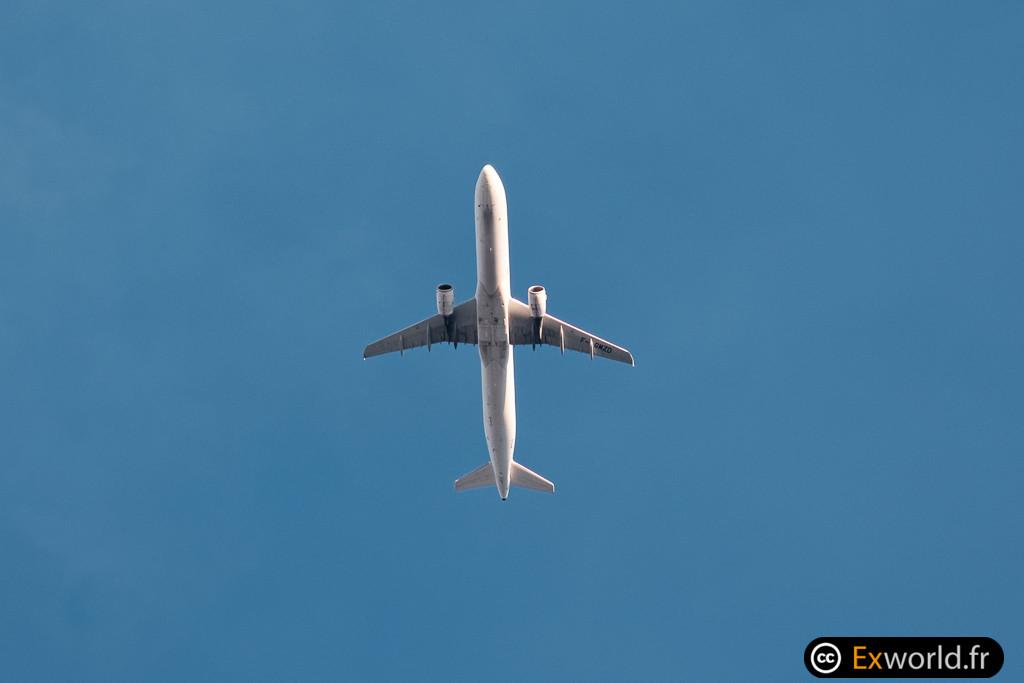 F-GMZD A321-111 Air France