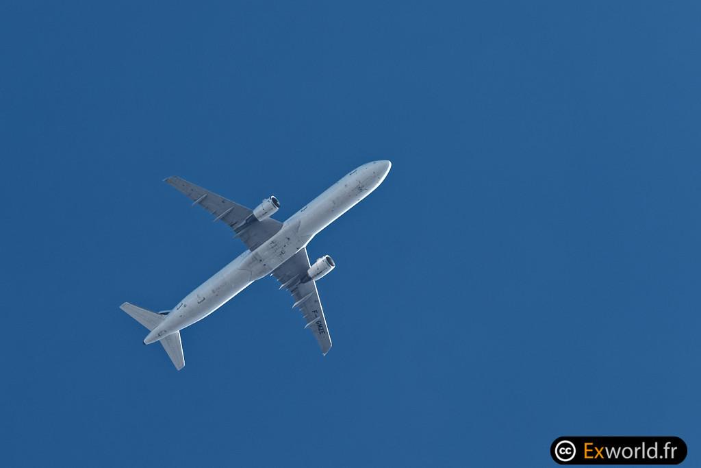 F-GMZE A321-111 Air France