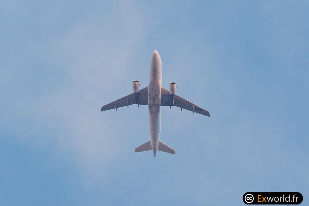 F-GRHP A319-111 Air France