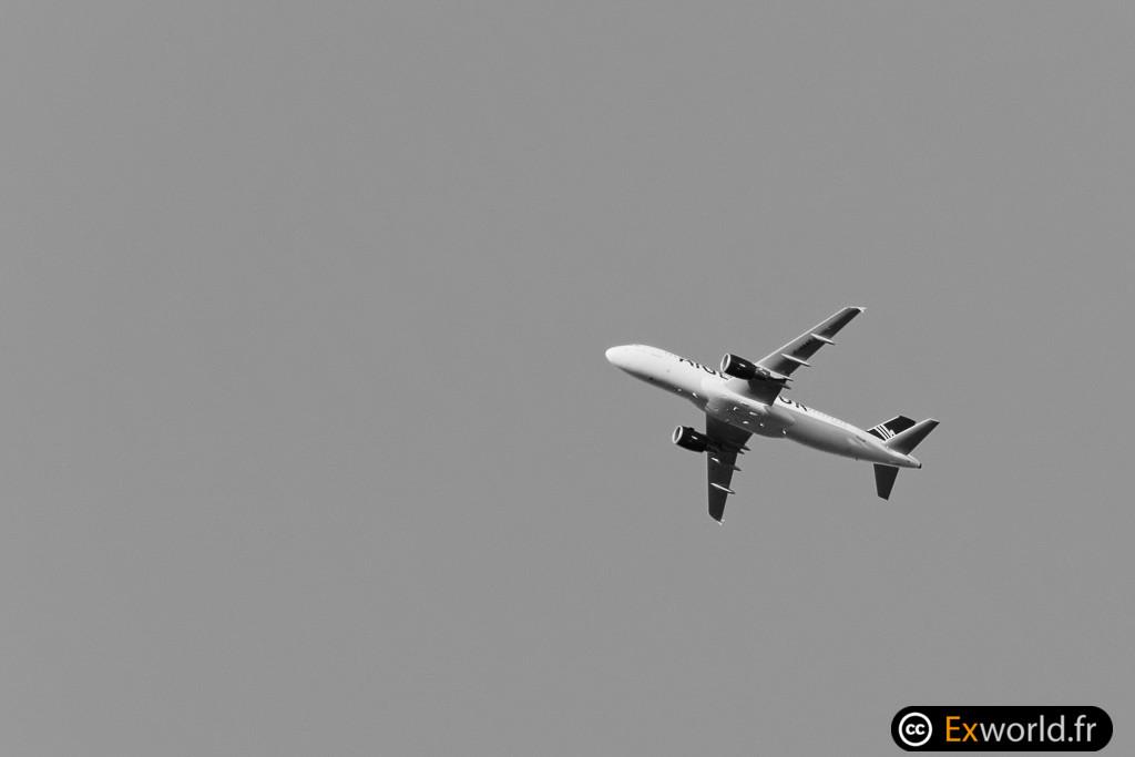 F-HAAF A320-214 Aigle Azur