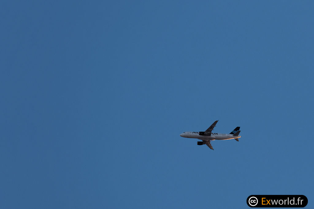 F-HBIS A320-214 Aigle Azur