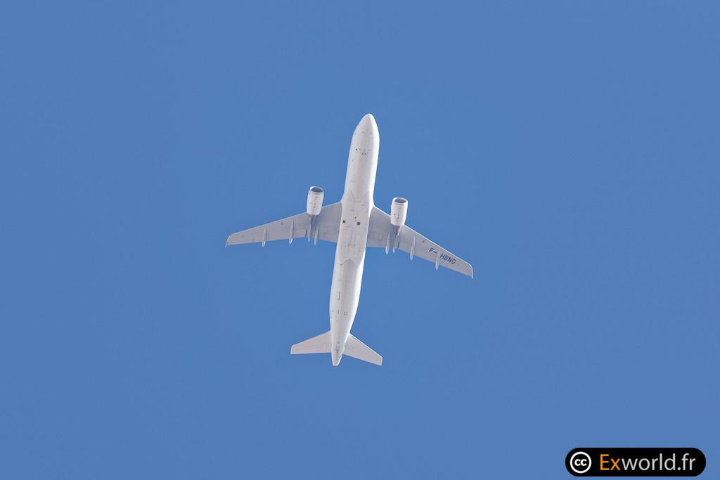 F-HBNG A320-214 Air France