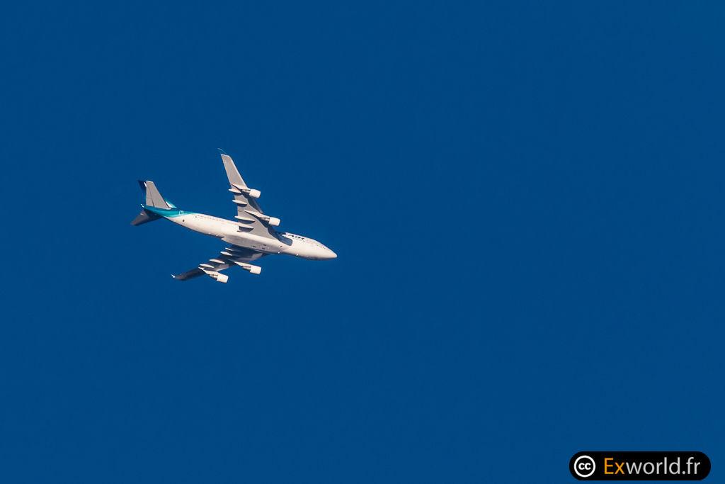 F-HSEA B747-422 Corsair