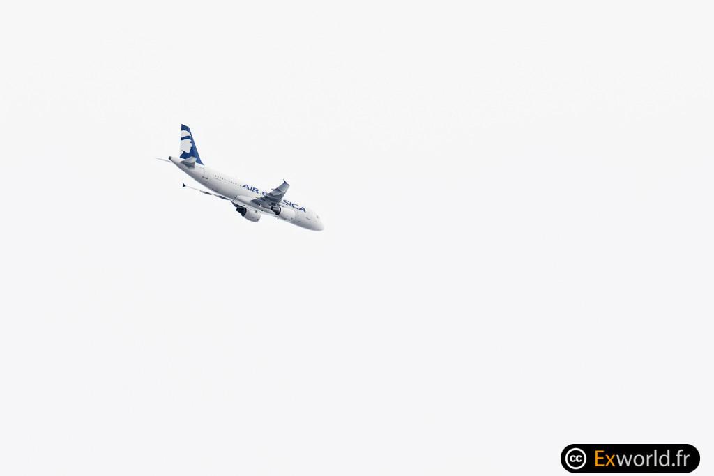 F-HZFM A320-216 Air Corsica
