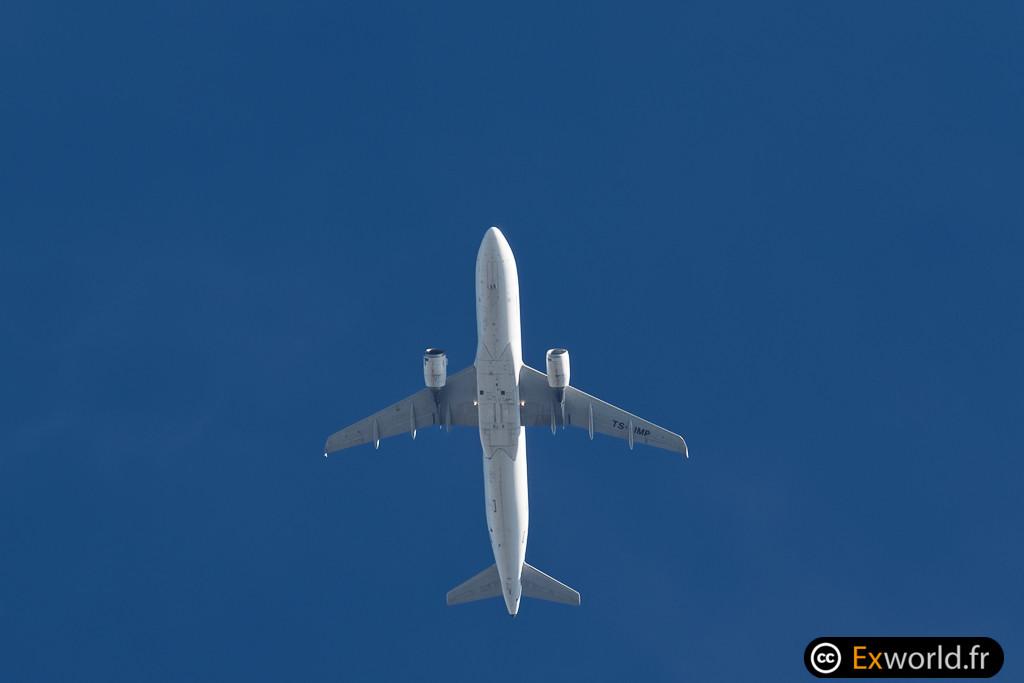 TS-IMP A320-214 Tunisair