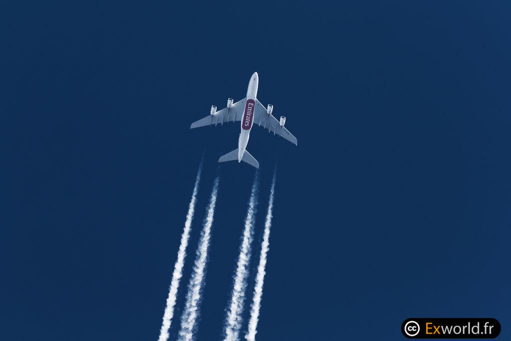 A6-EUB A380-861 Emirates