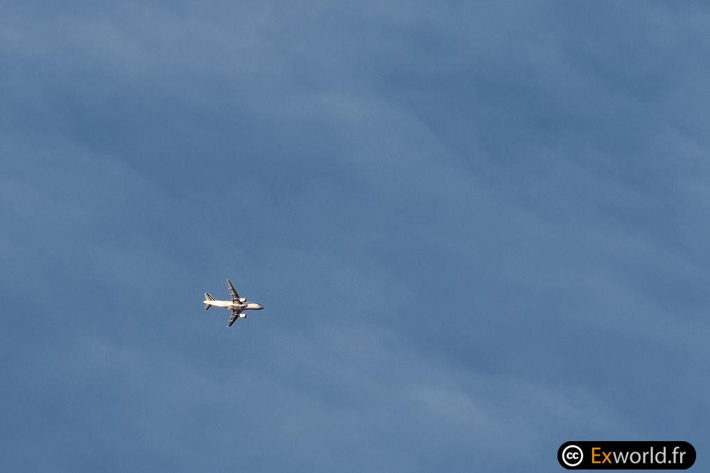 F-GPMD A319-113 Air France