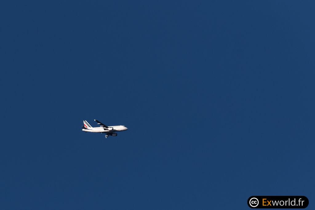 F-GPME A319-113 Air France
