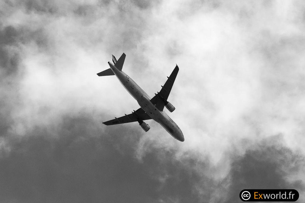 F-HBNE A320-214 Air France