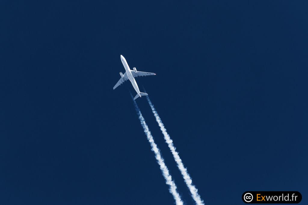 HB-JHM A330-343 Swiss