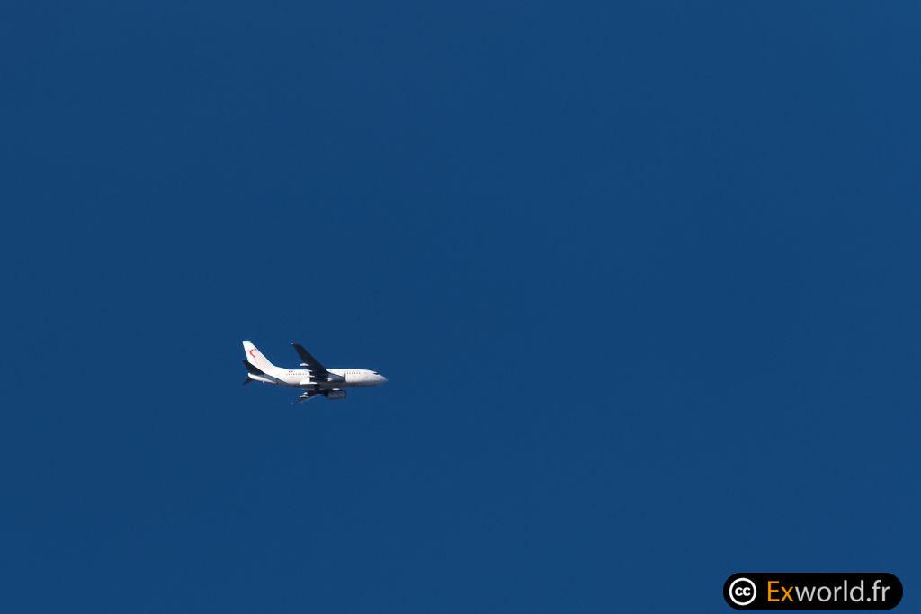 TS-ION B737-6H3 Air Algérie