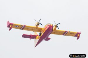 Canadair CL415 Sécurité Civile