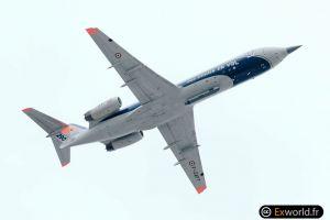F-ZAFT Fokker 100 DGA