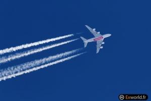 A6-EUC A380-861 Emirates