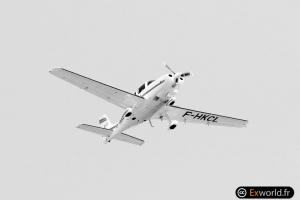 F-HKC SR22 Cassidian Aviation