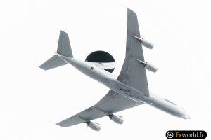 36-CC E-3F AWACS EDCA 36 Berry