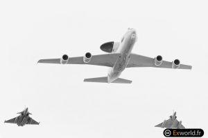 36-CC E-3F AWACS