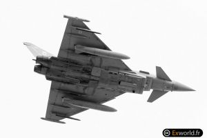 Typhoon 343 RAF