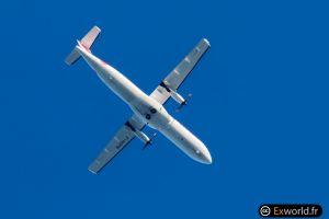 F-HOPN ATR 72-600 Hop