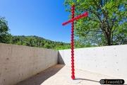 La Croix de Jean Michel Othoniel 2