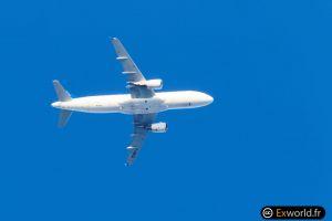 F-HBSA A320-216 Air Corsica