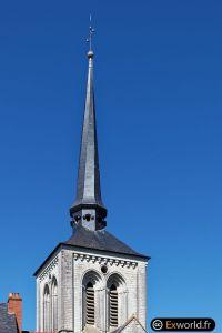 Clocher eglise Saint Pierre