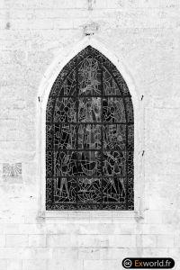 Vitraux Saint Symphorien