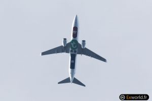 F-HTVE B737-8K2 Transavia